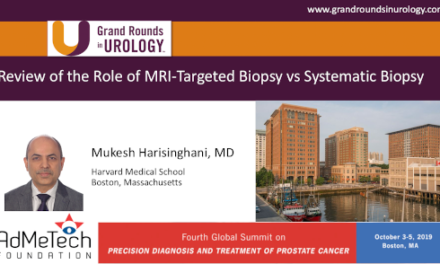 Review of the Role of MRI-Targeted Biopsy vs Systematic Biopsy in Prostate Cancer