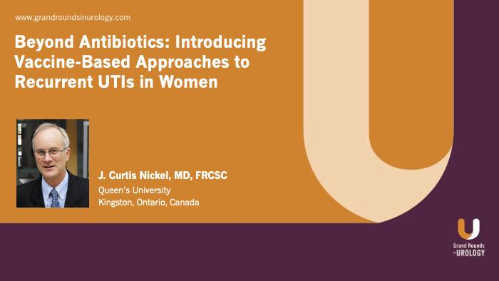 Dr. Nickel - Recurrent UTIs Antibiotics