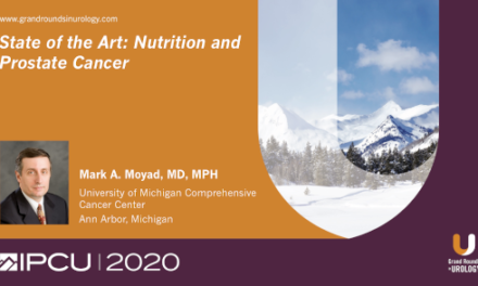 State of the Art: Nutrition and Prostate Cancer