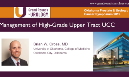Management of High-Grade Upper Tract Urothelial Cell Carcinoma