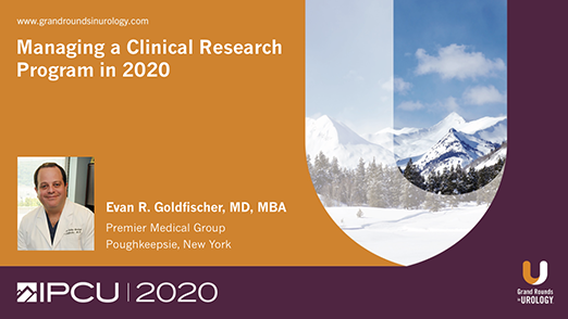 Managing a Clinical Research Program in 2020