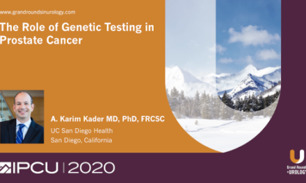 The Role of Genetic Testing in Prostate Cancer