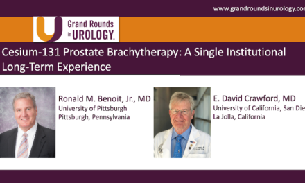 Cesium-131 Prostate Brachytherapy: A Single Institutional Long-Term Experience