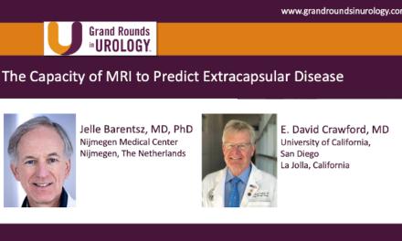 The Capacity of MRI to Predict Extracapsular Disease