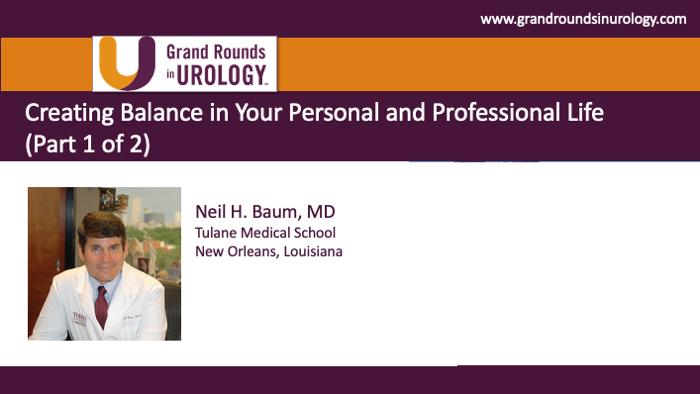 Dr. Baum - Personal Professional Balance