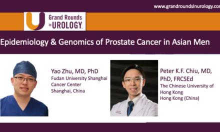 Epidemiology & Genomics of Prostate Cancer in Asian Men