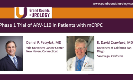 Phase 1 Trial of ARV-110 in Patients with mCRPC