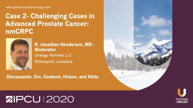 Challenging Cases in Advanced Prostate Cancer: nmCRPC