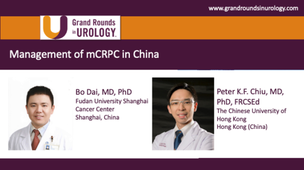 Management of mCRPC in China
