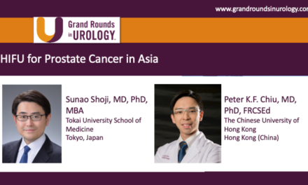 HIFU for Prostate Cancer in Asia