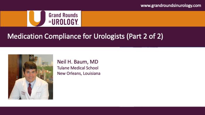 Dr. Baum - Medication Compliance Part 2