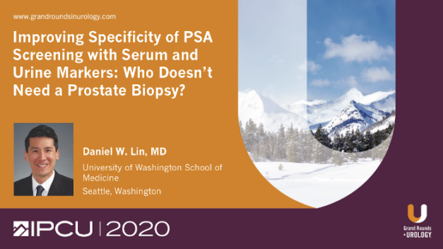 Improving Specificity of PSA Screening with Serum and Urine Markers – Who Doesn't Need a Prostate Biopsy?