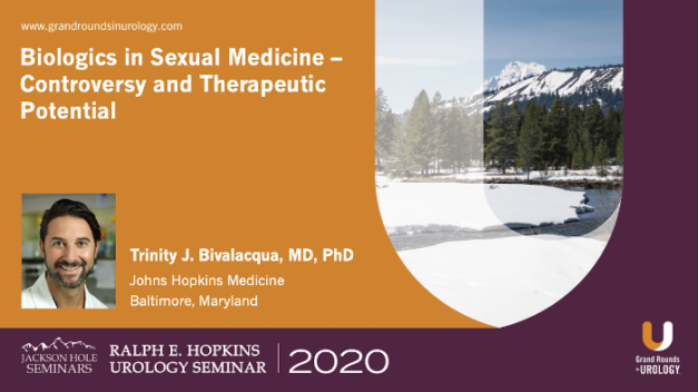 Biologics in Sexual Medicine – Controversy and Therapeutic Potential