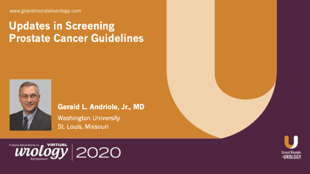 Updates in Screening: Prostate Cancer Guidelines