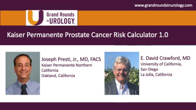 Kaiser Permanente Prostate Cancer Risk Calculator 1.0
