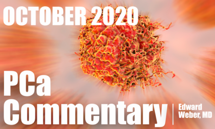 PCa Commentary | Volume 146 – October 2020