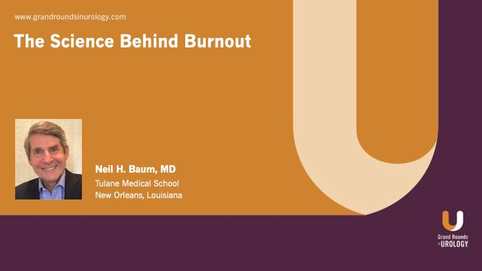 Dr. Baum - Science Behind Burnout