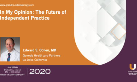 In My Opinion: The Future of Independent Practice