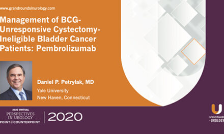 Management of BCG-Unresponsive Cystectomy-Ineligible Bladder Cancer Patients: Pembrolizumab