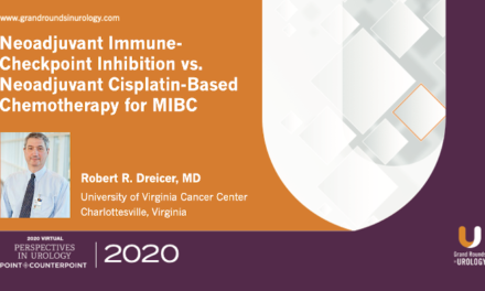 Neoadjuvant Cisplatin-Based Chemotherapy for Muscle-Invasive Bladder Cancer