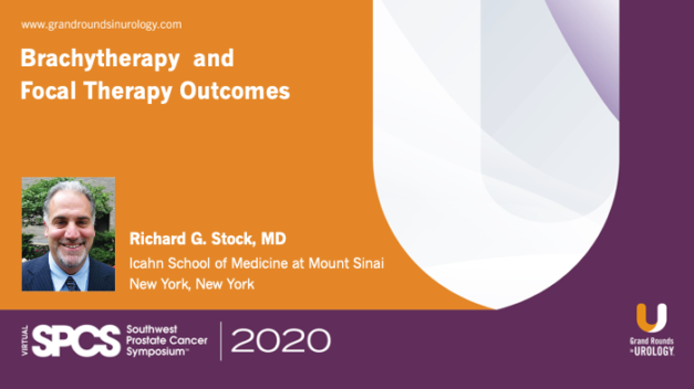 Brachytherapy and Focal Therapy Outcomes