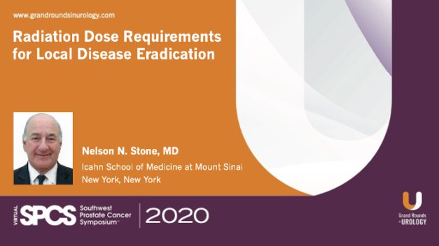 Does the Radiation Dose Required to Eradicate Local Disease Differ by Gleason Grade Group?