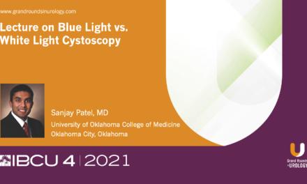 Blue Light vs. White Light Cystoscopy for NMIBC