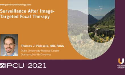 Surveillance After Image-Targeted Focal Therapy
